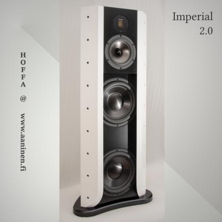 Imperial 2.1 -lattiakaiuttimet